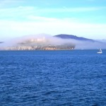 Alcatraz and Fog